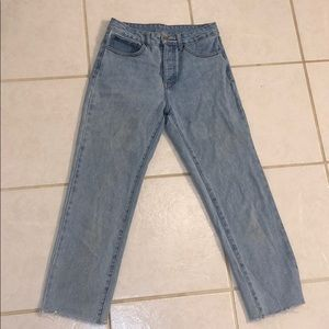Brandy Melville Boyfriend Jeans!
